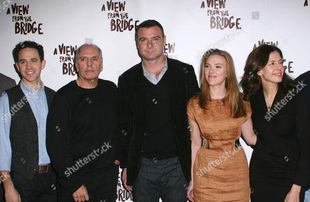 Santino Fontana, Michael Cristofer, Liev Schreiber, Scarlett Johansson, Jessica Hecht
