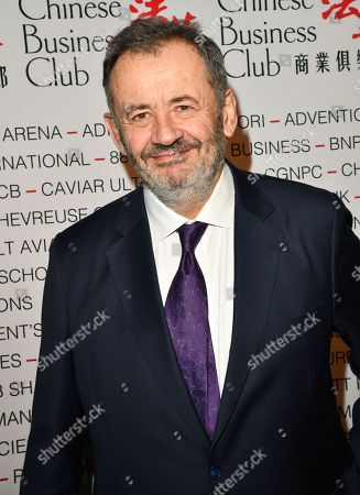 Stock Image of Guillaume Sarkozy
