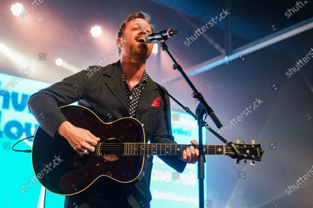 Stock Picture of Dan Auerbach performs at Music Marathon Works.
