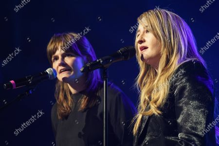 Erin Rae and Margo Price perform at Music Marathon Works.