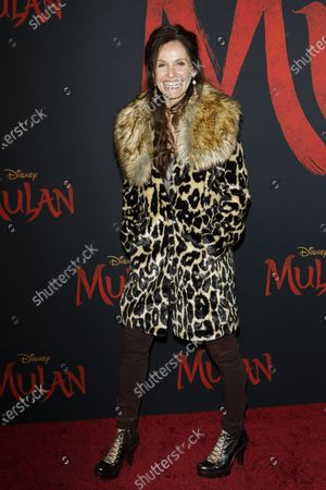 Editorial picture of World Premiere of Mulan in Hollywood, Los Angeles, USA - 09 Mar 2020