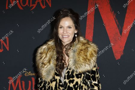Editorial photo of World Premiere of Mulan in Hollywood, Los Angeles, USA - 09 Mar 2020