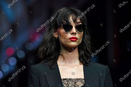 Editorial picture of Melbourne Fashion Festival, Australia - 10 Mar 2020