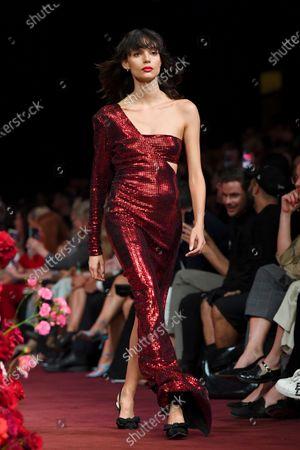 Editorial picture of Melbourne Fashion Festival, Australia - 10 Mar 2020