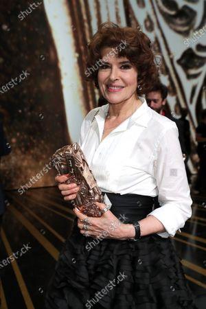Editorial image of 45th Cesar awards, Ceremony, Paris, France - 28 Feb 2020