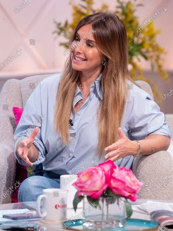 Editorial photo of 'Lorraine' TV show, London, UK - 10 Mar 2020