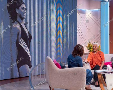 Editorial photo of 'Lorraine' TV show, London, UK - 10 Mar 2020