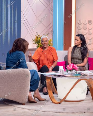 Editorial picture of 'Lorraine' TV show, London, UK - 10 Mar 2020
