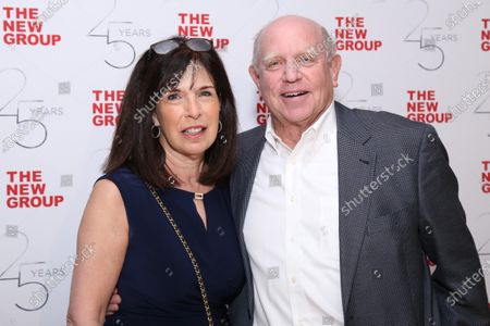Stock Picture of Peter Alkalay and guest