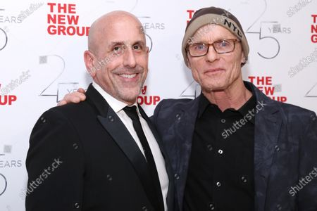 Editorial picture of The New Group's 25th Annual Gala, New York, USA - 09 Mar 2020