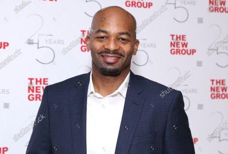 Stock Picture of Brandon Victor Dixon
