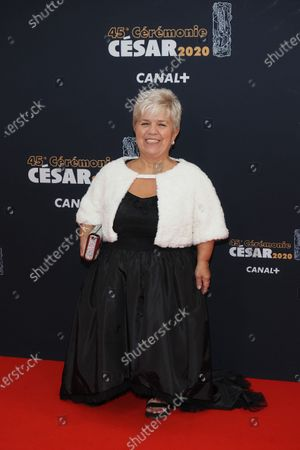 Editorial picture of 'Call My Agent' TV show premiere, Paris, France - 28 Feb 2020