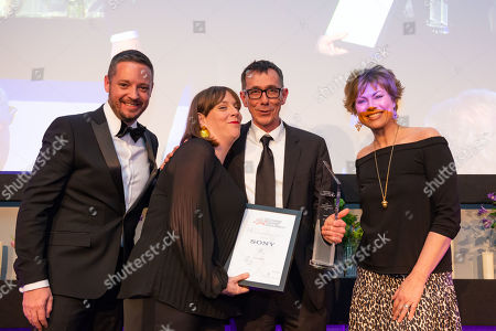 Editorial photo of Picture Editors' Guild Awards, Honourable Artillery Company Barracks, London, UK - 09 Mar 2020
