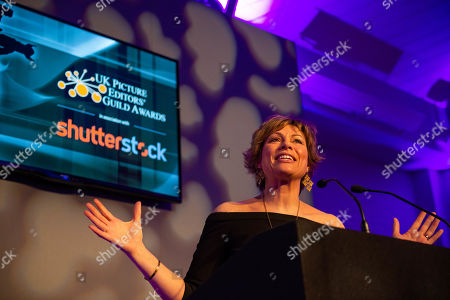 Stock Image of Kate Silverton