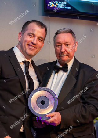 Chairman's Lifetime Achievement Award 2019 - Terry O'Neill (collected by his son)