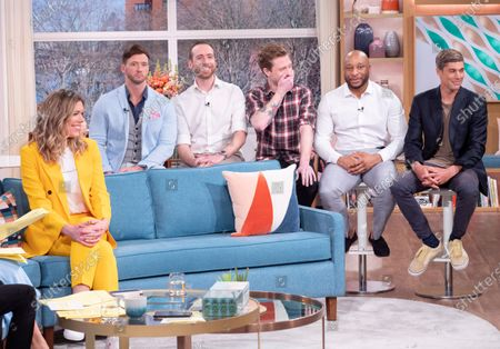 Editorial picture of 'This Morning' TV show, London, UK - 10 Mar 2020