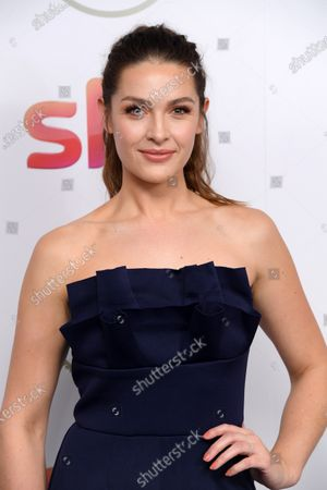 Editorial photo of The TRIC Awards, Arrivals, Grosvenor House, London, UK - 10 Mar 2020