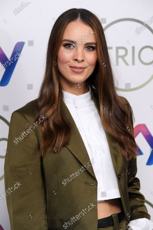 Editorial image of The TRIC Awards, Arrivals, Grosvenor House, London, UK - 10 Mar 2020