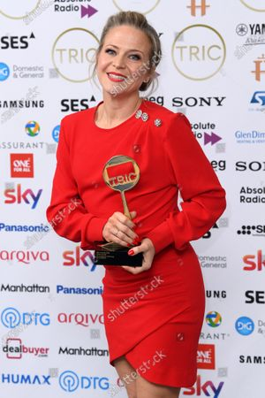 Stock Picture of Kellie Bright - Soap Actor