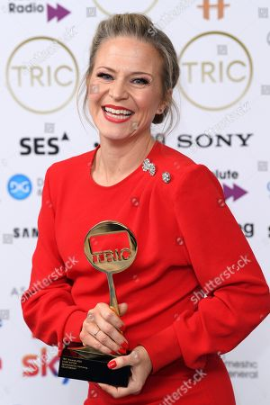 Stock Image of Kellie Bright - Soap Actor