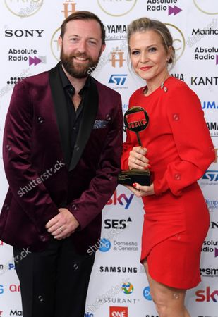 Kellie Bright - Soap Actor, presented by Andrew Maxwell