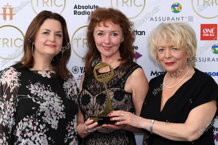 Ruth Jones, Melanie Walters and Alison Steadman