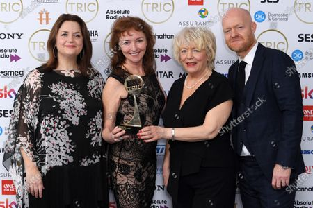 Ruth Jones, Melanie Walters, Alison Steadman and Jake Wood