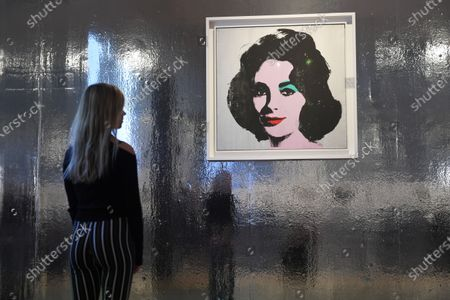 Editorial photo of Andy Warhol Exhibition, Tate Modern, London, UK - 10 Mar 2020