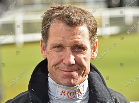 Richard Johnson, jockey.