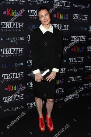 Editorial photo of 'My Truth: The Rape of 2 Coreys' film premiere, Los Angeles, USA - 09 Mar 2020