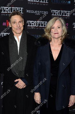 Nicholas Guest, Pamela Guest