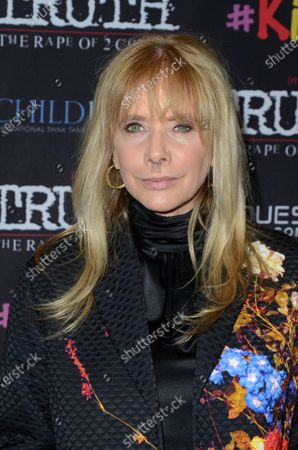 Editorial picture of 'My Truth: The Rape of 2 Coreys' film premiere, Los Angeles, USA - 09 Mar 2020