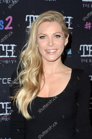 Editorial image of 'My Truth: The Rape of 2 Coreys' film premiere, Los Angeles, USA - 09 Mar 2020