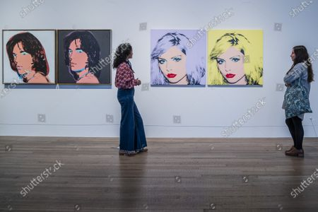Editorial picture of Andy Warhol Exhibition, Tate Modern, London, UK - 10 Mar 2020