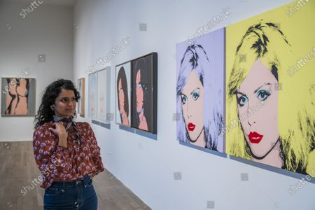 Debbie Harry, Mick Jagger and other portraits