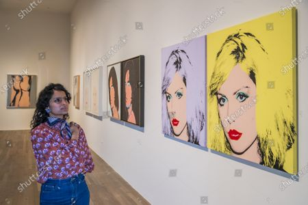 Stock Photo of Debbie Harry, Mick Jagger and other portraits