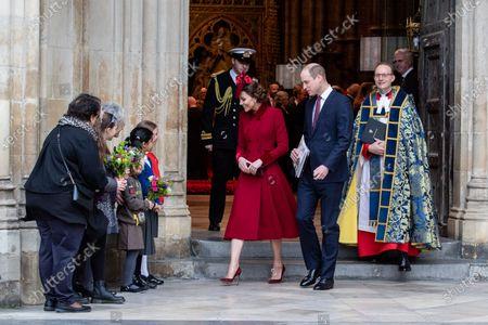 Prince William and Catherine Duchess of Cambridge