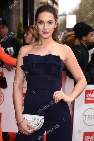 Stock Picture of Anna Passey