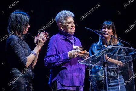 Editorial picture of 'Union De Actores' Awards, Madrid, Spain - 09 Mar 2020