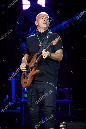Editorial photo of Eros Ramazzotti in concert, Toronto, Canada - 07 Mar 2020