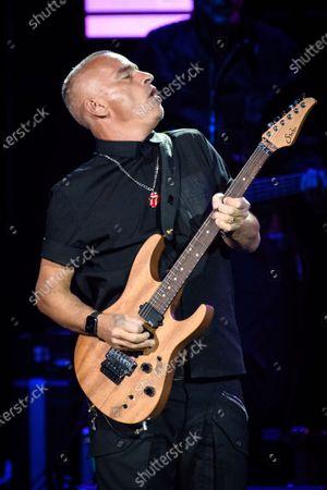 Editorial image of Eros Ramazzotti in concert, Toronto, Canada - 07 Mar 2020