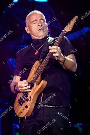 Editorial picture of Eros Ramazzotti in concert, Toronto, Canada - 07 Mar 2020