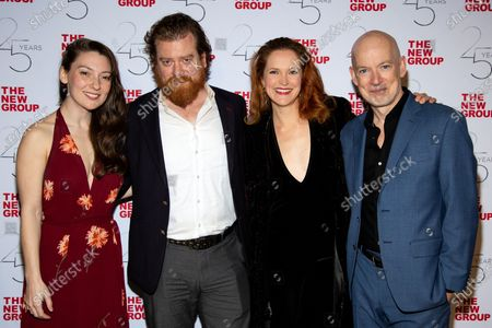 Stock Picture of Tiffany Topol, Scott Stangland, Grace McLean and Christopher Gurr