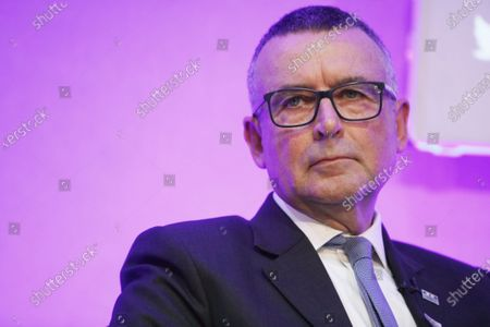 Stock Image of Sir Bernard Jenkin, M.P. for Harwich and North Essex
