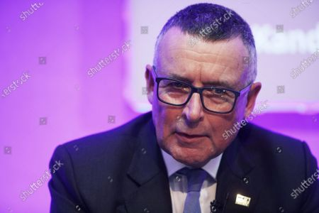 Stock Photo of Sir Bernard Jenkin, M.P. for Harwich and North Essex