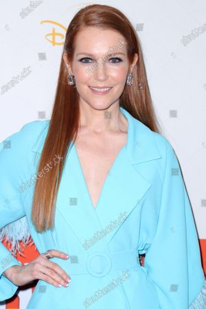 Stock Image of Darby Stanchfield