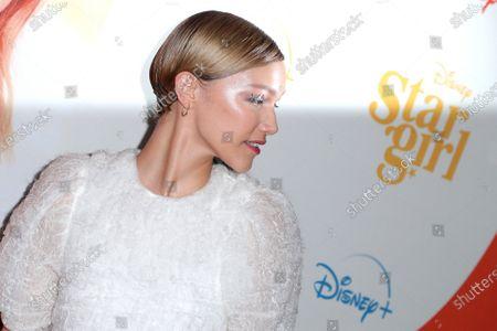 Editorial image of 'Stargirl' film premiere, Arrivals, Los Angeles, USA - 10 Mar 2020