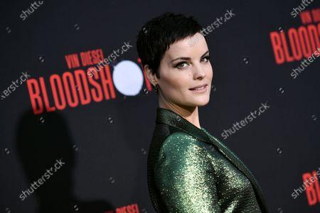 Editorial photo of 'Bloodshot' film premiere, Arrivals, Los Angeles, USA - 10 Mar 2020