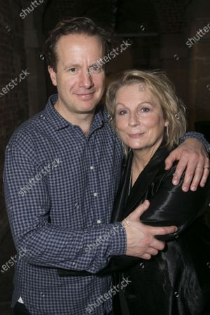 Editorial picture of 'Blithe Spirit' play, Press Night, London, UK - 10 Mar 2020