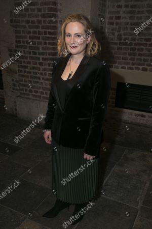 Stock Image of Lucy Robinson (Mrs Bradman)